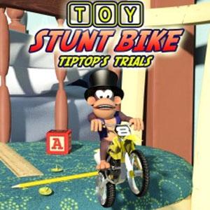 Toy Stunt Bike Tiptop's Trials