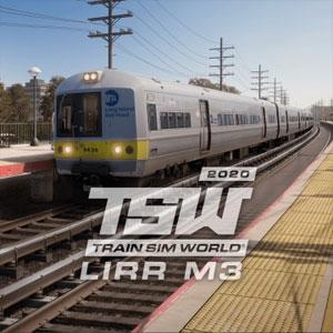 Train Sim World LIRR M3 EMU Add-On