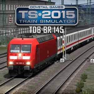 Train Simulator 2015 DB BR 145 Loco Add-On Key Kaufen Preisvergleich