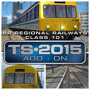 Train Simulator BR Regional Railways Class 101 DMU Add-On Key Kaufen Preisvergleich