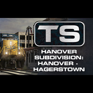 Train Simulator CSX Hanover Subdivision Hanover-Hagerstown Route Add-On