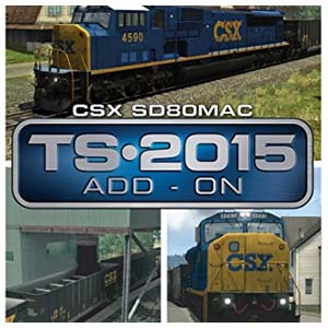 Train Simulator CSX SD80MAC Loco Add-On Key Kaufen Preisvergleich