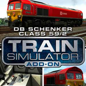 Train Simulator DB Schenker Class 59/2 Loco Add-On Key Kaufen Preisvergleich