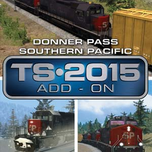 Train Simulator Donner Pass Southern Pacific Route Add-On Key Kaufen Preisvergleich