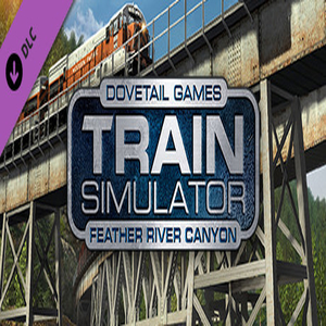 Train Simulator Feather River Canyon Route Add On