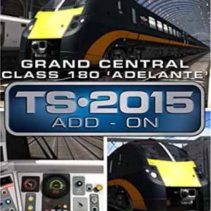 Train Simulator Grand Central Class 180 Adelante DMU Add-On Key Kaufen Preisvergleich