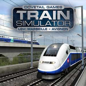 Train Simulator LGV Marseille Avignon Route Add-On Key Kaufen Preisvergleich