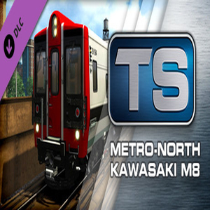 Train Simulator Metro North Kawasaki M8 EMU Add On Key kaufen Preisvergleich