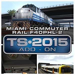 Train Simulator Miami Commuter Rail F40PHL-2 Loco Add-On Key Kaufen Preisvergleich