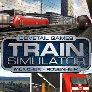 Train Simulator Munich Rosenheim Route Add-On Key Kaufen Preisvergleich