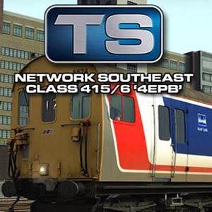 Train Simulator Network SouthEast Class 415 4EPB EMU Add-On Key Kaufen Preisvergleich