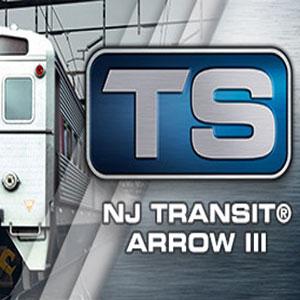 Train Simulator NJ TRANSIT Arrow 3 EMU Add-On
