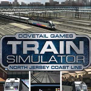 Train Simulator North Jersey Coast Line Route Add-On Key Kaufen Preisvergleich