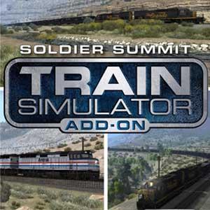 Train Simulator Soldier Summit Route Add-On Key Kaufen Preisvergleich