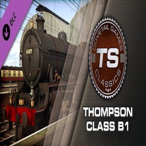 Train Simulator Thompson Class B1 Loco Add-On