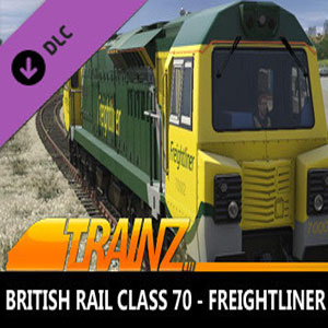 Trainz 2019 DLC British Rail Class 70 Freightliner