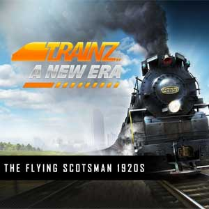 Trainz A New Era The Flying Scotsman 1920s
