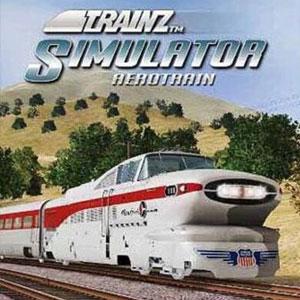 Trainz Simulator Aerotrain