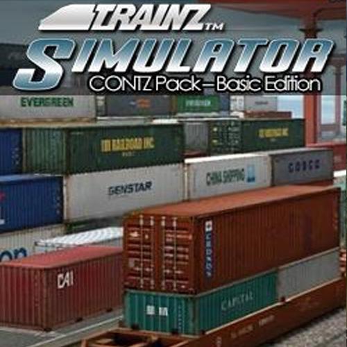 Trainz Simulator DLC CONTZ Pack Key Kaufen Preisvergleich