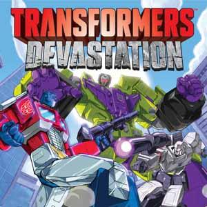 Transformers Devastation PS3 Code Kaufen Preisvergleich