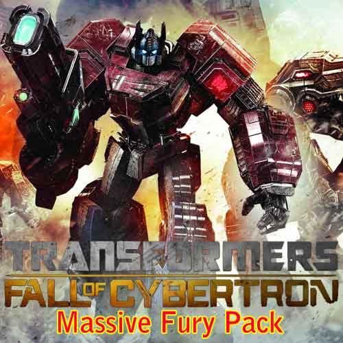 Kaufen Transformers Fall of Cybertron Massive Fury Pack CD KEY Preisvergleich
