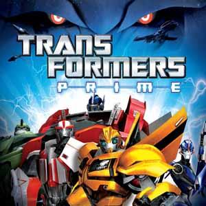Transformers Prime The Game Nintendo Wii U Download Code im Preisvergleich kaufen