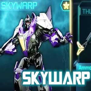 TRANSFORMERS Rise of the Dark Spark Skywarp Character