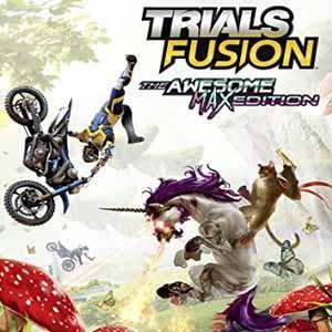 Trials Fusion Awesome Max Edition Xbox One Code Kaufen Preisvergleich