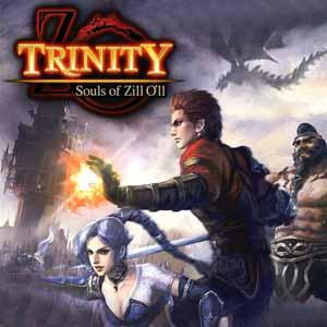 Trinity Zill Oll Zero