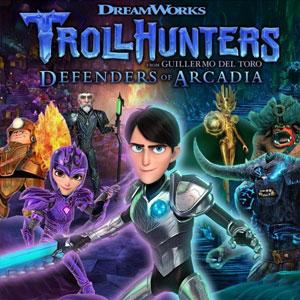 Trollhunters Defenders of Arcadia