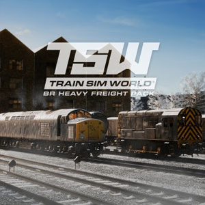 TSW BR Heavy Freight Pack Loco Add-On