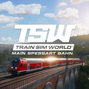 TSW Main Spessart Bahn Aschaffenburg Gemünden