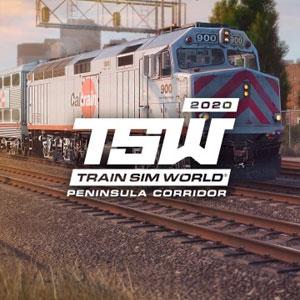 TSW Peninsula Corridor San Francisco-San Jose Route Add-On