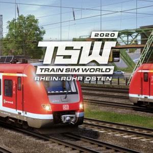 TSW Rhein-Ruhr Osten Wuppertal Hagen Route Add-On