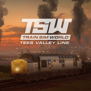 TSW Tees Valley Line Darlington Saltburn-by-the-Sea Route Add-On