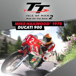 TT Isle of Man 2 Ducati 900 Mike Hailwood 1978