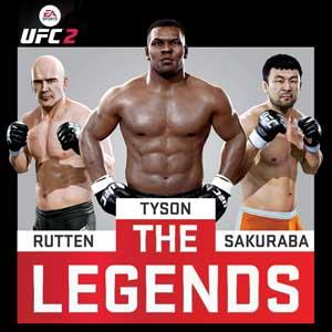 UFC 2 The Legends PS4 Code Kaufen Preisvergleich
