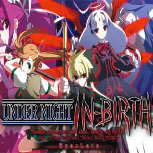 Under Night In-Birth Exe Late PS3 Code Kaufen Preisvergleich