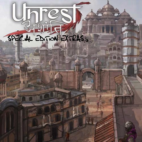 Unrest Special Edition Extras Key Kaufen Preisvergleich