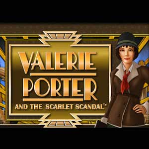 Valerie Porter and the Scarlet Scandal Key Kaufen Preisvergleich