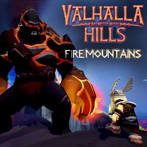 Valhalla Hills Feuerberge