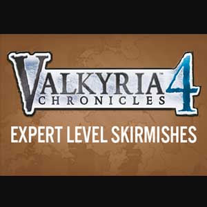 Valkyria Chronicles 4 Expert Level Skirmishes