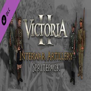 Victoria 2 Interwar Artillery Sprite Pack