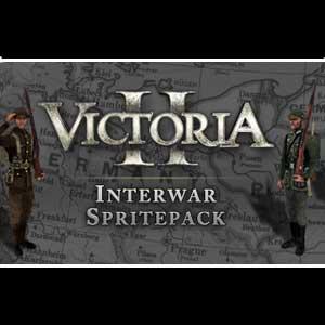 Victoria 2 Interwar Spritepack Key Kaufen Preisvergleich