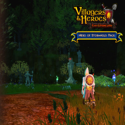Villagers and Heroes Hero of Stormhold Pack