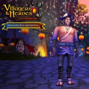 Villagers and Heroes Midsummers Eve Lantern Pack Key Kaufen Preisvergleich
