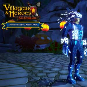Villagers and Heroes Midsummers Eve Nymph Pack Key Kaufen Preisvergleich