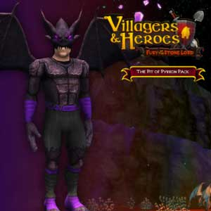 Villagers and Heroes The Pit of Pyrron Pack