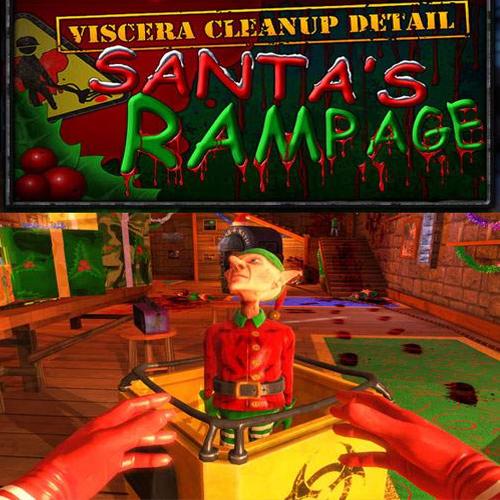 Viscera Cleanup Detail Santas Rampage Key Kaufen Preisvergleich