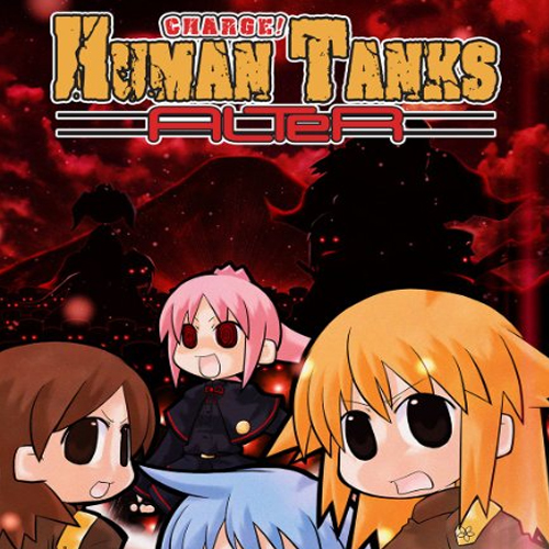 War of the Human Tanks ALTeR